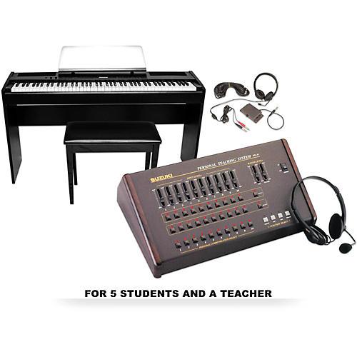 Suzuki Suzuki SSP-88 Studio Piano Lab for 5 students and 1 teacher