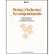 Alfred Suzuki String Orchestra Accompaniments to Solos from Volumes 1 & 2 for Violin 1