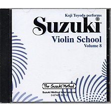 Alfred Suzuki Violin School CD, Volume 8