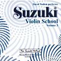 Alfred Suzuki Violin School Compact Discs Volume 3 (Nadien) Thumbnail