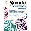 AlfredSuzuki Violin School MIDI Disk Acc./CD-ROM, Volume 4