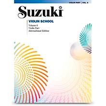 Alfred Suzuki Violin School Violin Part Volume 6 Revised Book