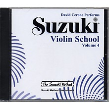 Alfred Suzuki Violin School Volume 4 (CD)