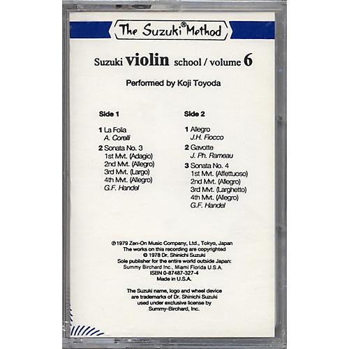 suzuki violin book 6 pdf