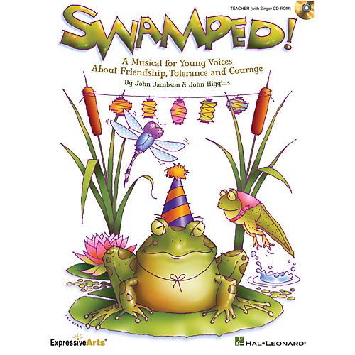 Hal Leonard Swamped! Teacher/Singer CD-ROM