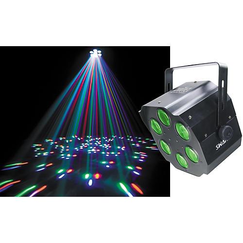 CHAUVET DJ Swarm DMX-512 LED Multi-Color Effect