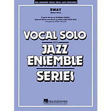 Hal Leonard Sway (Quien Será) Jazz Band Level 4 Composed by Norman Gimbel
