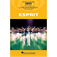 Hal Leonard Sway (Quien Será) Marching Band Level 3 by Michael Bublé Arranged by Michael Brown