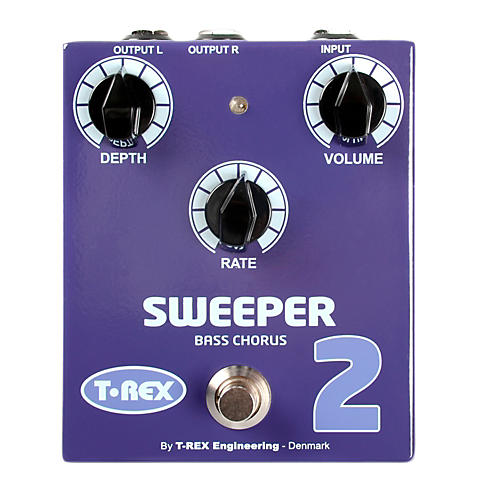 T-Rex Engineering Sweeper 2 Bass Chorus Pedal
