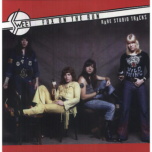Alliance Sweet - Fox on the Run - Rare Studio Tracks