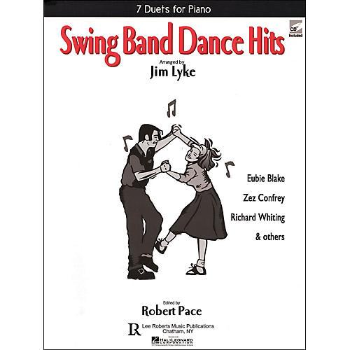 Hal Leonard Swing Band Dance Hits Piano Duet with CD-thumbnail