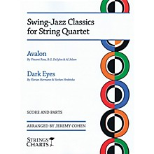String Letter Publishing Swing-Jazz Classics for String Quartet String Letter Publishing Series Softcover Arranged by Jeremy Cohen