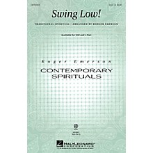 Hal Leonard Swing Low! ShowTrax CD Arranged by Roger Emerson