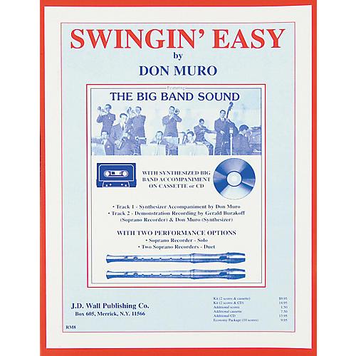 Magnamusic Swingin' Easy Economy Pack- 10 Scores-thumbnail