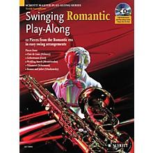 Schott Swinging Romantic Play-Along Instrumental Folio Series