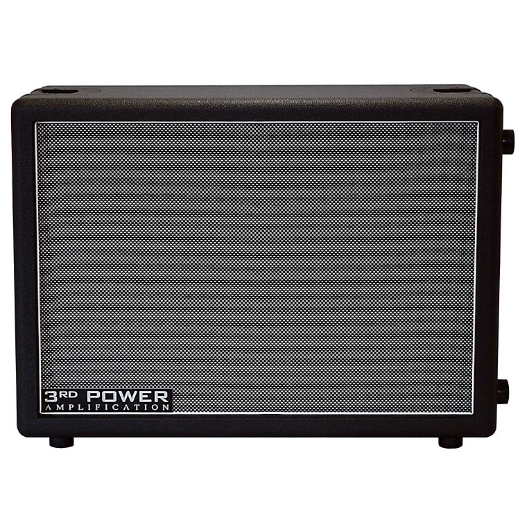 3rd Power Amps Switchback 2x12 Guitar Cabinet Black