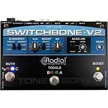 Radial Engineering Switchbone V2 ABY/C Amp Selector and Booster Pedal Level 1