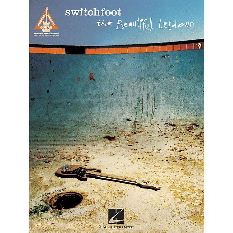 Hal LeonardSwitchfoot The Beautiful Letdown Guitar Tab Songbook