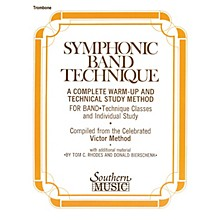 Southern Symphonic Band Technique (S.B.T.) (Trombone) Southern Music Series Arranged by John Victor
