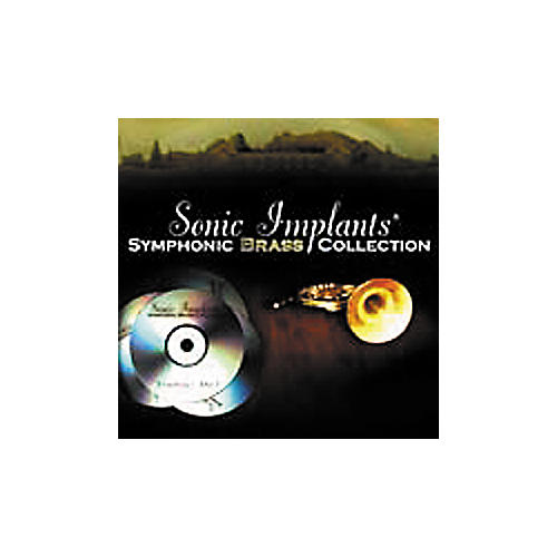 Sonic Implants Symphonic Brass Collection for Gigasampler