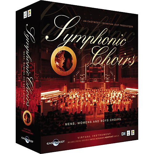EastWest Symphonic Choirs - PLAY Edition Virtual Instrument Software-thumbnail