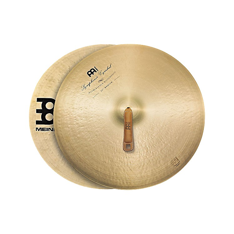 MeinlSymphonic Medium Cymbal Pair