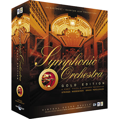 EastWest Symphonic Orchestra Gold Edition