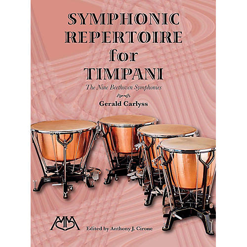 Meredith Music Symphonic Repertoire For Timpani - The Nine Beethoven Symphonies-thumbnail