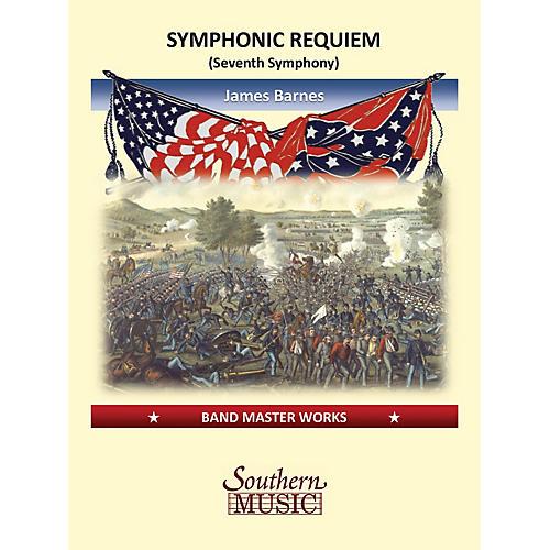 Lauren Keiser Music Publishing Symphonic Requiem (Seventh Symphony for Concert Band) Concert Band Level 6-thumbnail