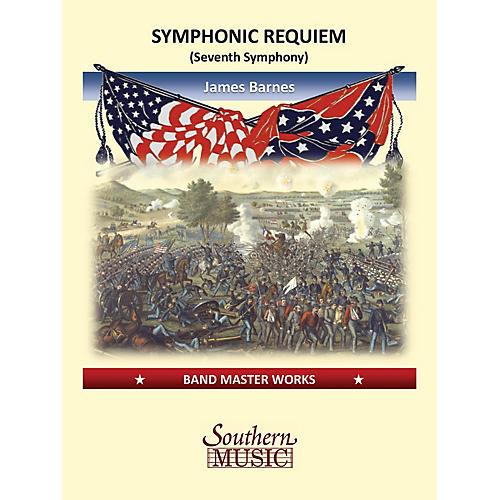 Southern Symphonic Requiem (Seventh Symphony for Concert Band) Concert Band Level 6