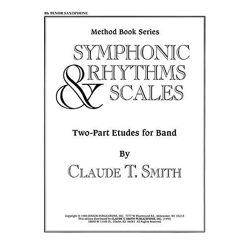 Hal Leonard Symphonic Rhythms & Scales Concert Band Level 2-4-thumbnail
