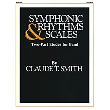 Hal Leonard Symphonic Rhythms & Scales (Two-Part Etudes for Band and Orchestra Bassoon) Concert Band Level 2-4
