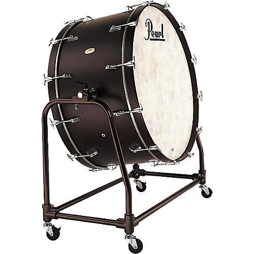 Pearl Symphonic Series Concert Bass Drums Concert Drums 36 x 16