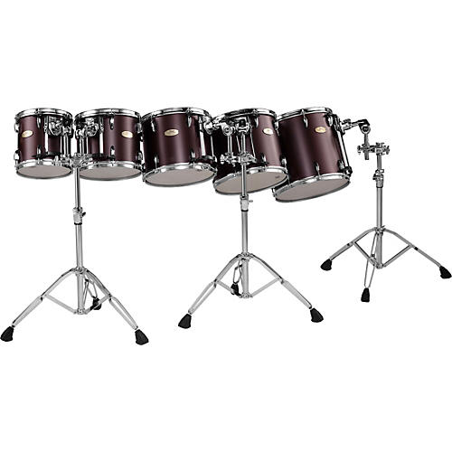 Pearl Symphonic Series DoubleHeaded Concert Tom Concert Drums 8 x 8