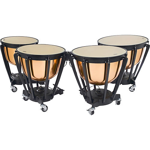 Yamaha Symphonic Series Timpani Set Of 4 Concert Drums