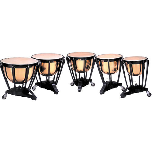 Yamaha Symphonic Series Timpani Set Of 5 Concert Drums-thumbnail