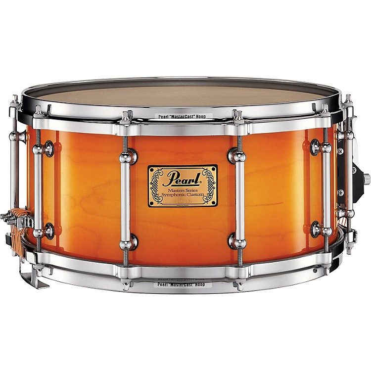 Pearl Symphonic Snare Drum  6.5X14 Inches