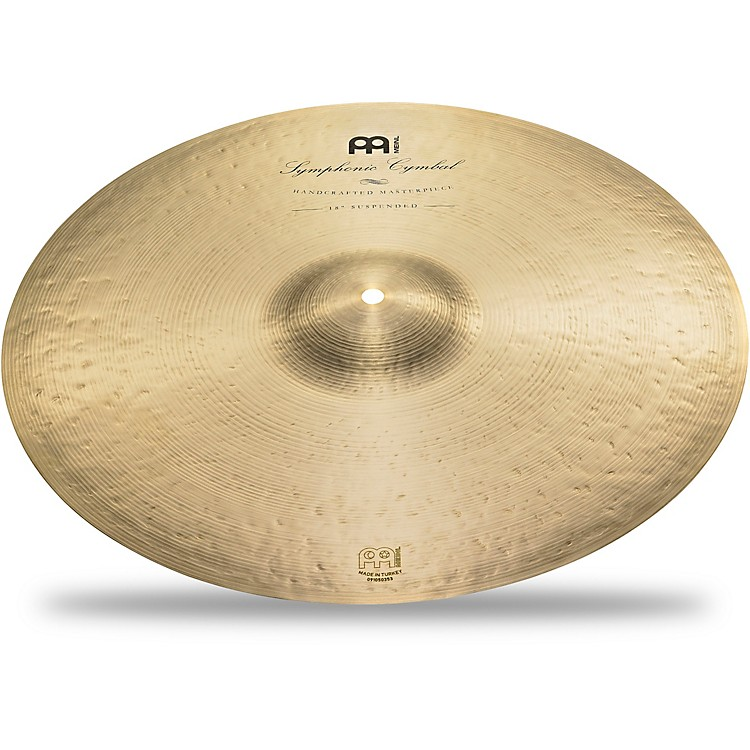 MeinlSymphonic Suspended Cymbal17 inch