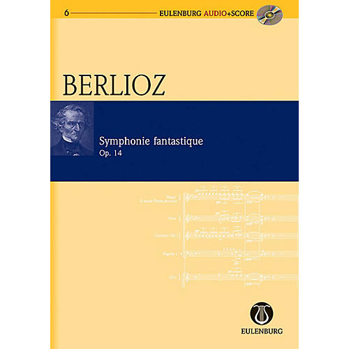 Eulenburg Symphonie Fantastique Op. 14 Eulenberg Audio plus Score Series Composed by Hector Berlioz-thumbnail