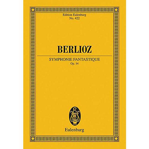 Eulenburg Symphonie Fantastique, Op. 14 Schott Series Composed by Hector Berlioz-thumbnail