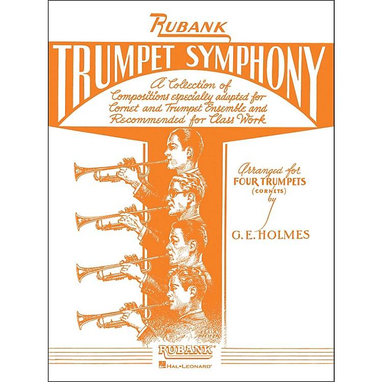 Hal LeonardSymphony Ensembles Series - Trumpet Symphony (Four Cornets Or Trumpets)