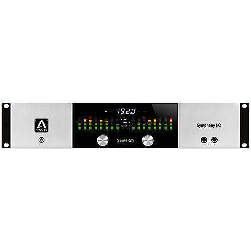 Apogee Symphony I/O 2x6 Audio Interface