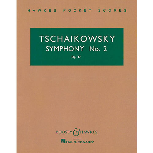 Boosey and Hawkes Symphony No. 2 in C Minor, Op. 17 Boosey & Hawkes Scores/Books Series by Pyotr Il'yich Tchaikovsky-thumbnail