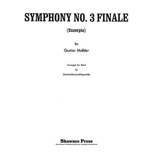 Shawnee Press Symphony No. 3 - Finale Concert Band Level 3 Arranged by Reynolds-thumbnail