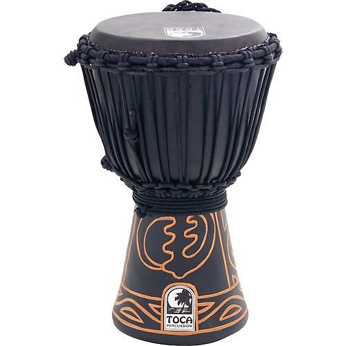 Toca Synergy Black Mamba Djembe