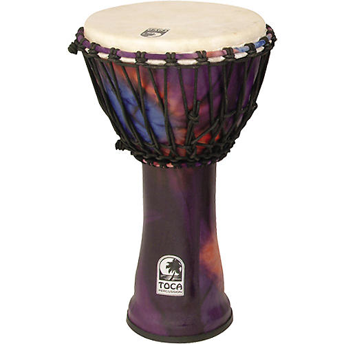 Toca Synergy Freestyle Rope Tuned Djembe-thumbnail