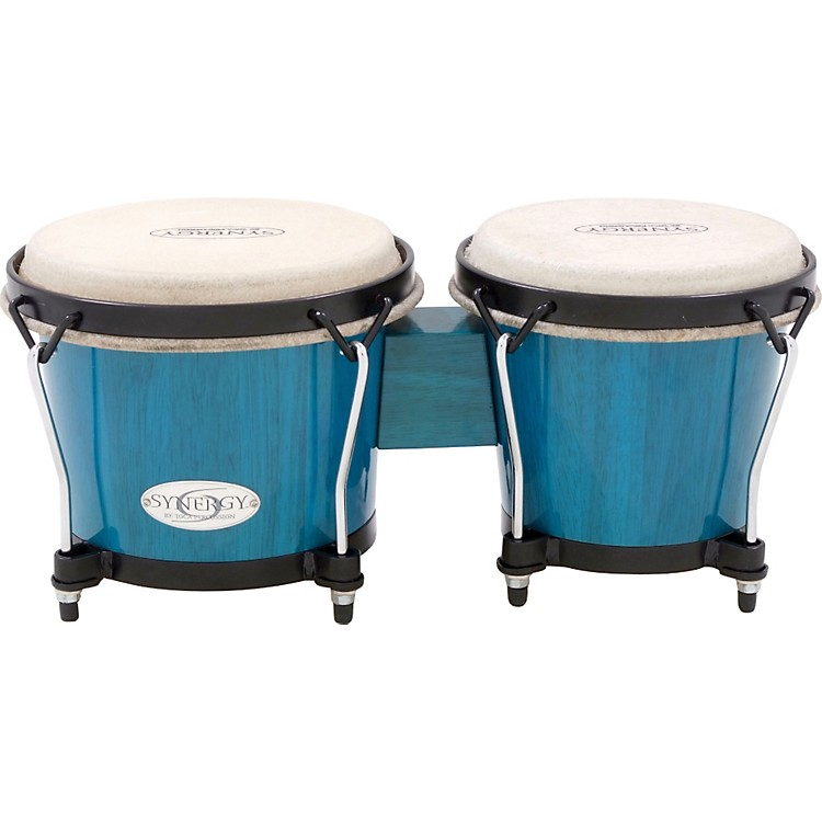 Toca Synergy Series Bongo Set Blue