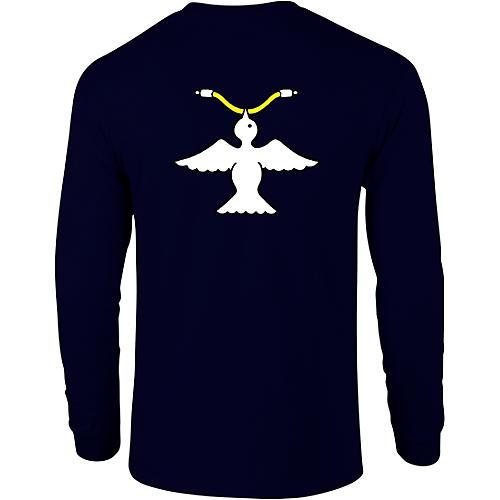 Moog Synthesize Love Long Sleeve T-Shirt-thumbnail