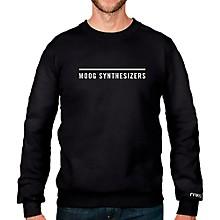 Moog Synthesizers Crewneck Sweatshirt Large