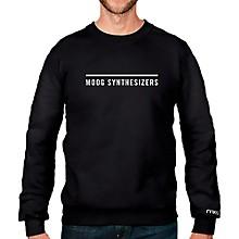 Moog Synthesizers Crewneck Sweatshirt Medium